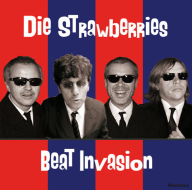 Die Strawberries - Beat Invasion