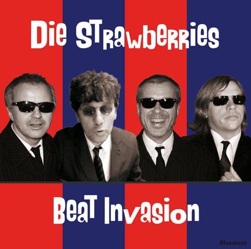 Die Strawberries - Beat Invasion