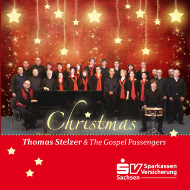 Christmas - Thomas Stelzer & The Gospel Passengers SVS