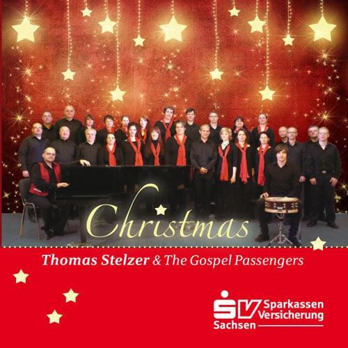 Christmas - Thomas Stelzer & The Gospel Passengers SVS