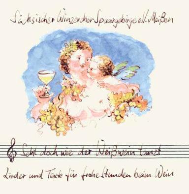 CD Winzerchor Spaargebirge Meissen