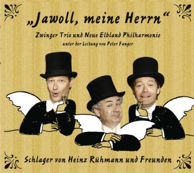 Zwinger Trio - Jawoll meine Herrn