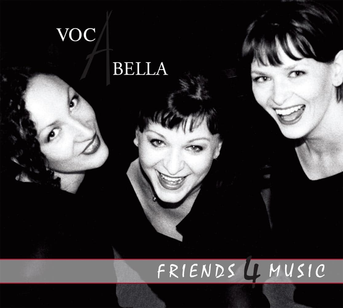 voc-a-bella - friends for music