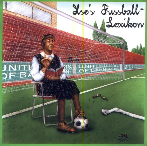Ilse's Fussball-Lexikon
